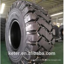 Chinese Bias OTR Tire 26.5-25 E3E Pattern Standard Rim 22.00,Brand ECOLAND for Asia market