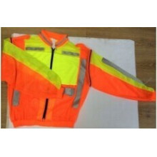 South Africa High Visibility Safety Vest with Long Sleeve