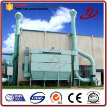 Fabricante del colector de polvo Diseño del filtro de polvo