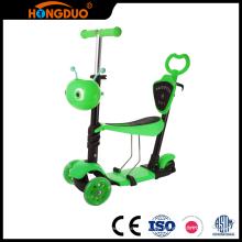 Mooderner Stil 3-Rad-Minifahrt auf Roller-Kick-Roller-Auto