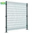 low carbon PVC coated Euro fence