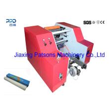 Máquina rebobinadora de papel para hornear Coreless de alta calidad