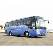 10.5m 50 Seats Passenger Bus with Air Suspension