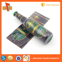30u plastic printing pvc shrink labels for bottle package