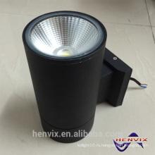220В настенный светодиодный прожектор, наружный светодиодный светильник для наружного и внутреннего освещения