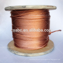 pure copper wire 99.99%, pure brush copper wire , copper brush wire