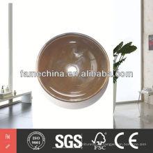 Gabinete de diseño de vidrio Bowl