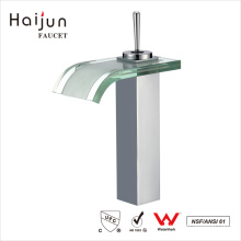 Haijun 2017 Low Price 0.1~1.6MPa Single Hole Bathroom Basin Sink Faucets