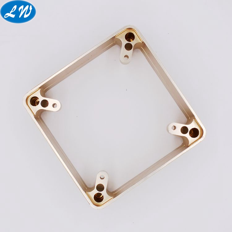 CNC Machining Parts CNC Watch Case
