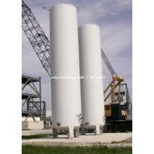 Vertikaler kryogener flüssiger Carbon Dioxde Tank
