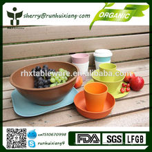 Наборы эко-био бамбуковой посуды