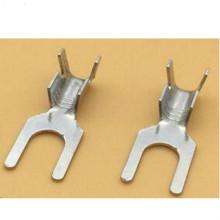 Matrizes de estampagem de metal de terminal de cabo tipo Y