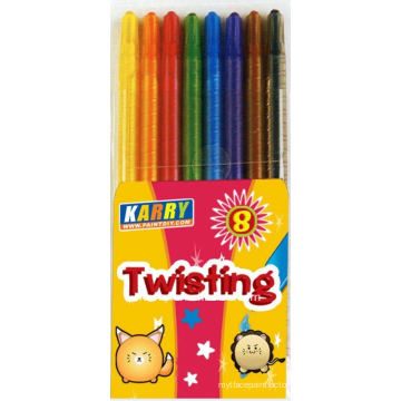 twistable crayons