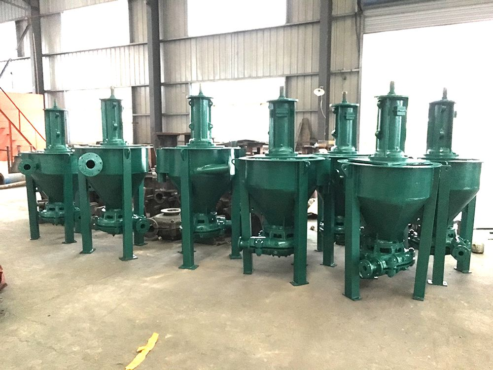 BFS Vertical Froth Frut Slurry Pump