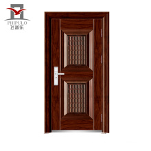 High quality low price hot sale iron doors exterior