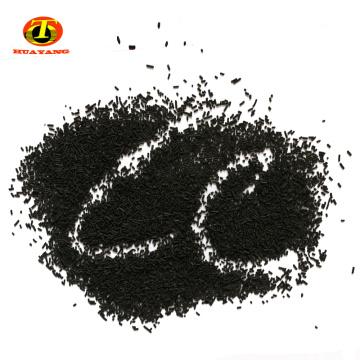 Химический активированный уголь колонна завода угля в Китае