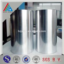 Película de acondicionamento flexível de filme metalizado