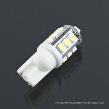 T10 13SMD 12V 3528 LED Pilote Lampe de voiture