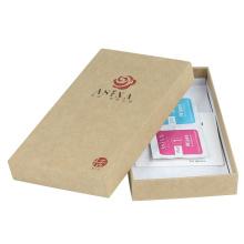 Custom Brown Bracelet Paper Box