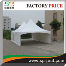6x12m Outdoor garden wedding party tent with aluminum frame and PVC fabric made in China