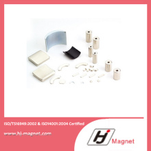 Various Shape of NdFeB Permanent Magnet with N32-N52 Grade on Industry