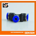 Quick Connecting Tube Fittings Plastic Fittings