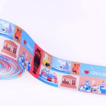 Heavy Duty Multi Color Polyester / Nylon / Baumwolle Strap Gurtband für Taschen