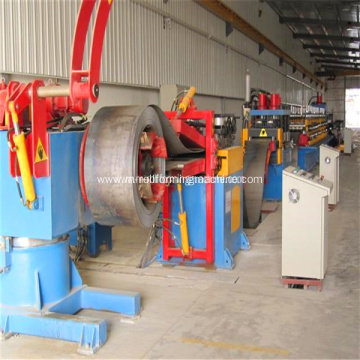 3 waves highway guardrail roll forming machine