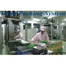 Automatic Packaging Solution for Grain Food