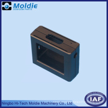 Black Plastic Injection Molding Box