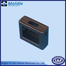 Черный пластиковый инъекции формовки Box