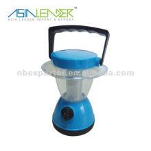 8 LED Portable camping led lantern