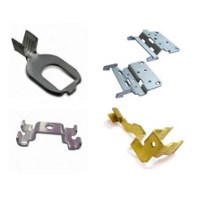 Piezas estampadas de metal personalizado OEM / ODM
