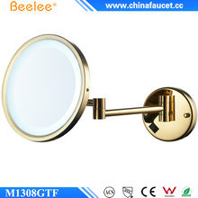Wall Mounted LED Makeup Bathroom Mirror with 3X Magnifying