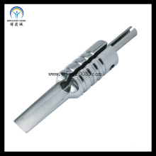 Alta calidad de acero inoxidable Tattoo Grips TG-S25F-23