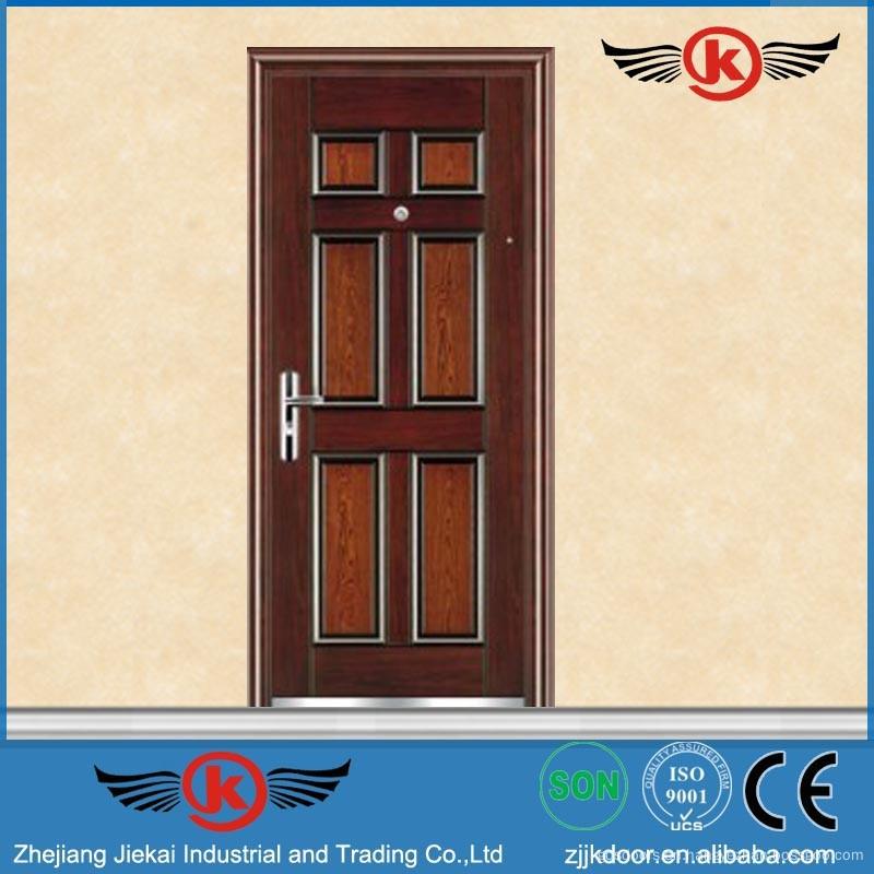 Jk S9019 Popular Modern Design Exterior And Interior Steel Security