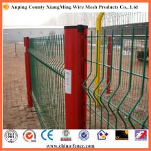 Cerca de ferro cerca de ferro de segurança jardim de metal cerca de portões de cerca de metal