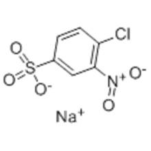 Name: Benzenesulfonic acid,4-chloro-3-nitro-, sodium salt (1:1) CAS 17691-19-9