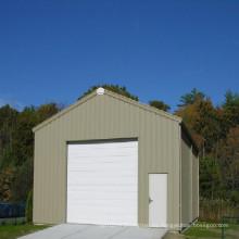 Edificio de metal prefabricado para aplicaciones industriales (KXD-SSB1411)