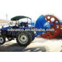 Multifunktionale Grabenfräsmaschine für Traktor Multifunktionale Grabenfräsmaschine für Traktor: