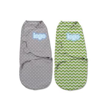 new product baby swaddle blanket infant swaddle adjustable muslin