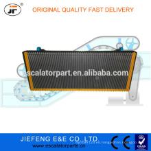 J619101A000 / J619101A000G23, paso del acero inoxidable de la escalera móvil de JFMitsubishi (1000m m)