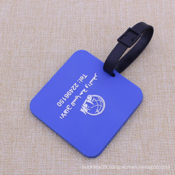Factory Supply Cheap Plstic PVC Air Luggaage Tags
