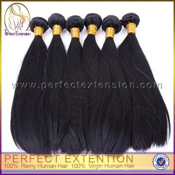 девственница перуанских волос переплетения волосы пакеты,продуктах человеческих волос