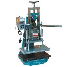 Machine d'estampage à chaud d'impression de carte manuelle de Tam-310