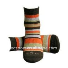 Хлопчатобумажные трикотажные походные носки