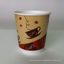 12oz Double Wall Hot Paper Taza de café