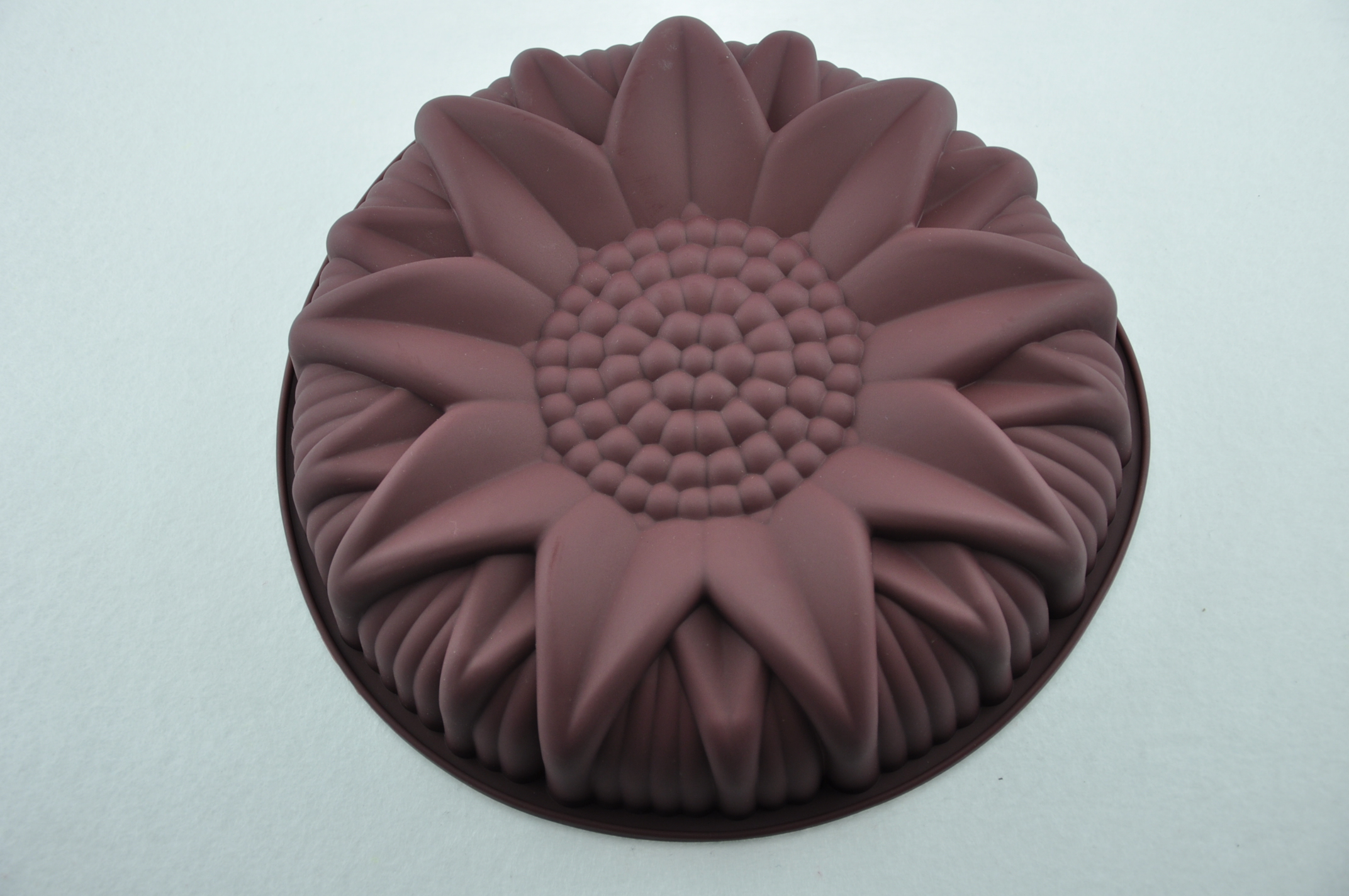sunflower cake pan