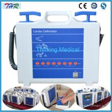 Tragbare manuelle externe Defibrillator-Maschine
