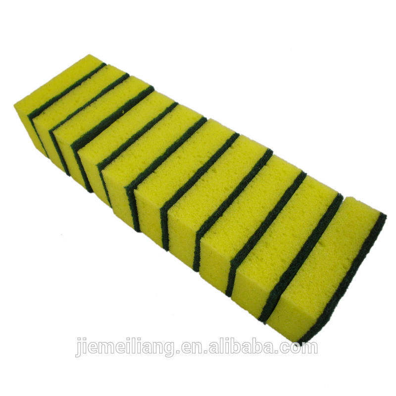 Seaweed sponge scouring pad scrub sponge pad kitchen cleaning scouring pad china manufacturer - Seven different uses of the kitchen sponge ...